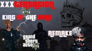 XXXTENTACION - King Of The Dead (Prod. Fifty Grand & Hellion) (GTA V REMAKE)