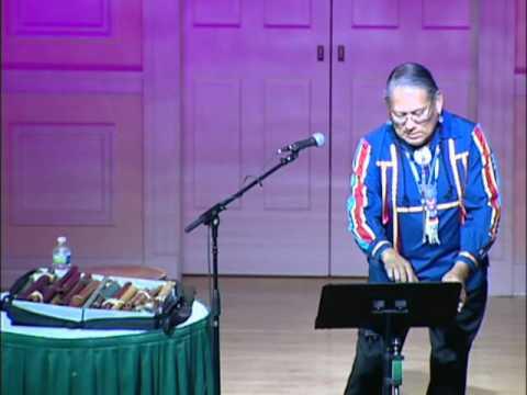 R. Carlos Nakai: American Indian Flute Music from Arizona