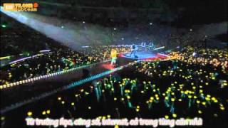 [vietsub] G-dragon - Gossip Man (from Shine A Light Concert 2009)