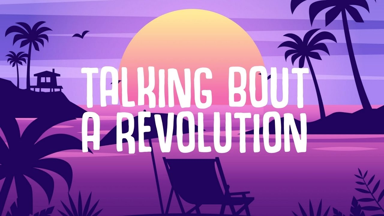 Cowens Brothers - Talking Bout A Revolution (Lyrics)