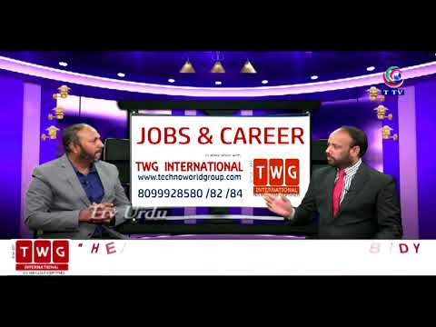 Careers in logistics and supply chain management-Scope,Job Opportunities-TWG INTL-P2(31-01-2018)
