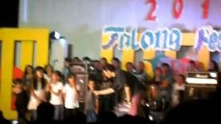 Vhong Navarro speaks Mahal and understands by a kid (Villasis Town Fiesta)
