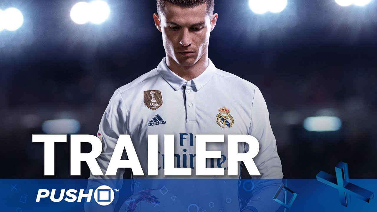 Fifa  Ps Blue Monday Trailer Playstation