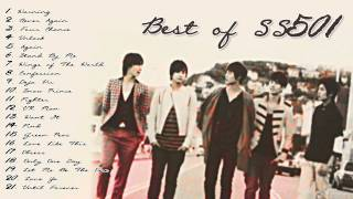 SS501 best songs collection [Korean] Tracklist Warning Never Again ...