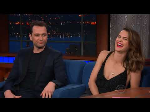 Keri Russell & Matthew Rhys: FunnyCute Moments