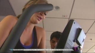 Joanna Zanella Estuvo En El Gimnasio - Fanáticos Del Frío