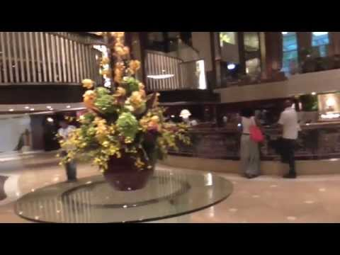 Luxurious InterContinental Grand Stanford Hotel Hong Kong (Kowloon side)