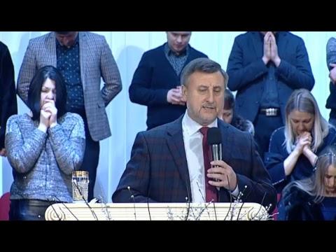 """Церковь """"Преображение Господне"""", богослужение 20.01.2019 г."""