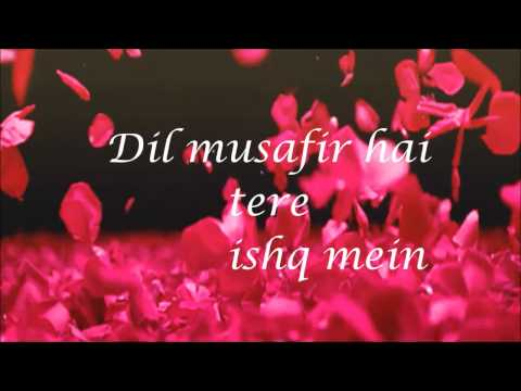 Janib- Dilliwaali Zaalim Girlfriend (Lyrics)
