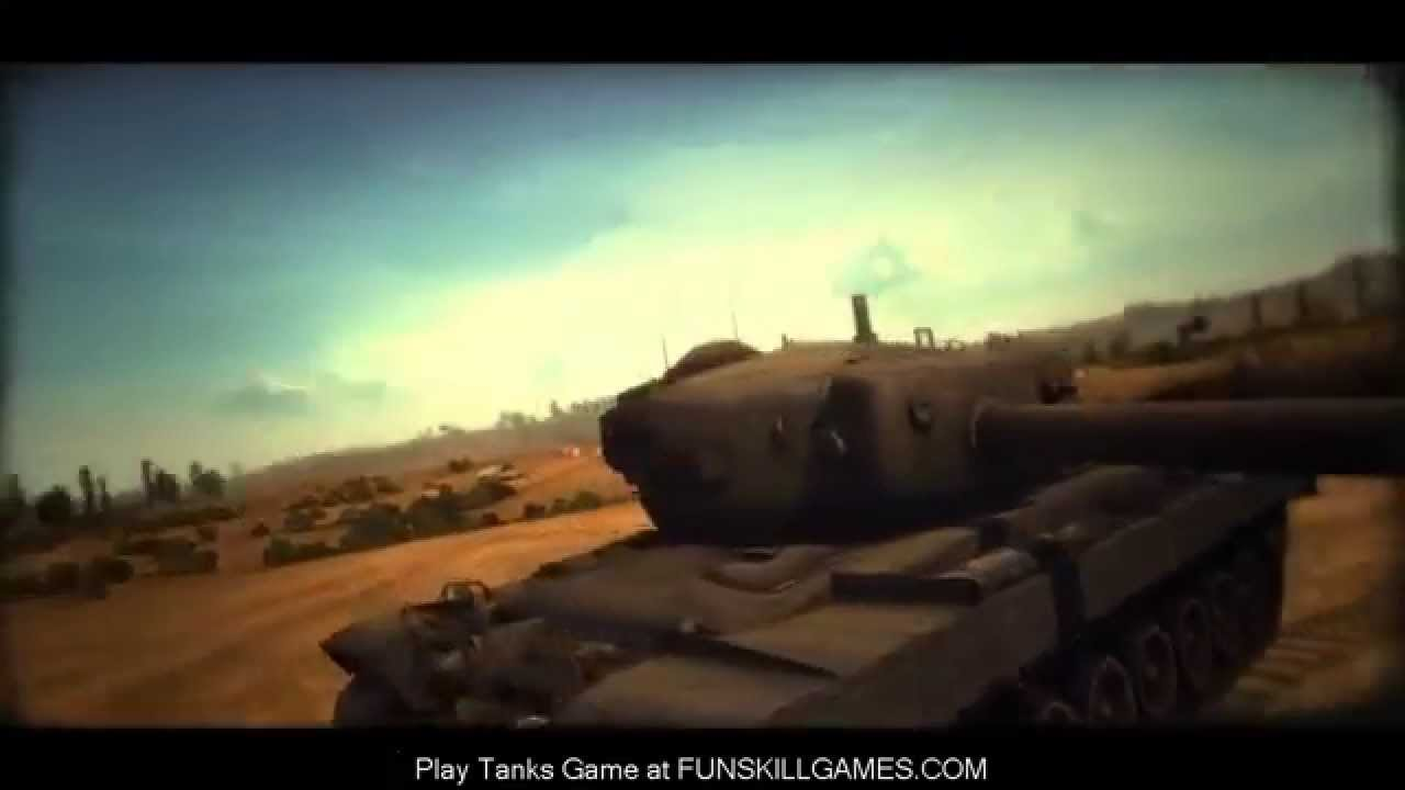 Tanks Game Free