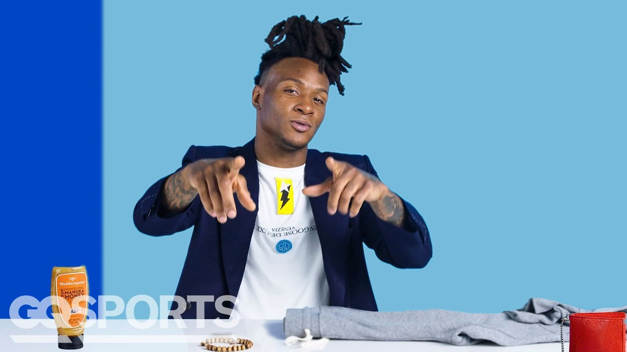 10 Things DeAndre Hopkins Can't Live Without