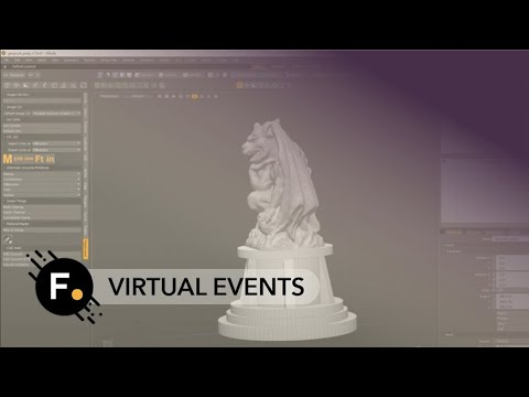 Preparing your Model for 3D printing with Modo