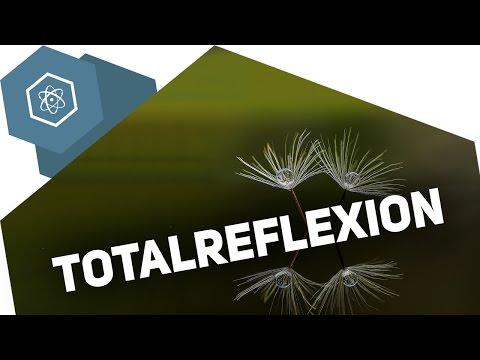 Reflexion von Licht – Die Totalreflexion ● Gehe auf SIMPLECLUB.DE/GO & werde #EinserSchüler