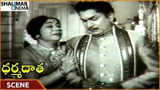 Dharma Daata Movie || ANR & Sowcar Janaki Best Emotional Scene || ANR, Kanchana || Shalimarcinema