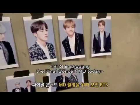 BTS Memories 2017 MD - Poster - VCR Making Film