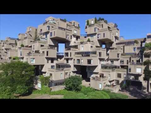 Habitat 67 #503: Unité recherchée, vues stupéfiantes; Sought after unit, spectacular views!