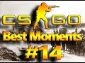 CSGO - Best Moments #14 CLUTCH TIME!