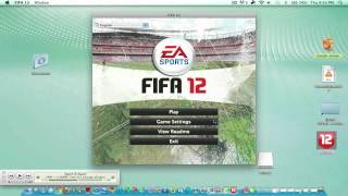 How to get Fifa 12 for Mac For free