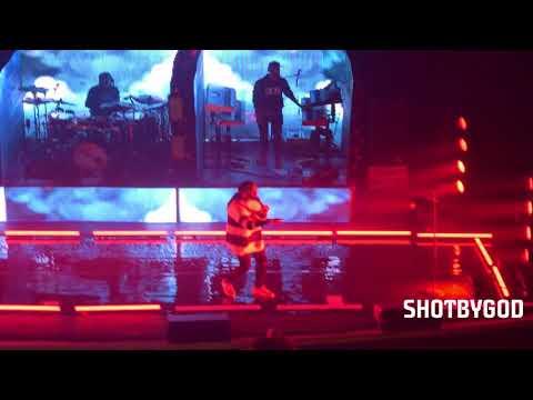 PARTYNEXTDOOR PEACE OF MIND LIVE LONDON UK INFINITY TOUR 2018