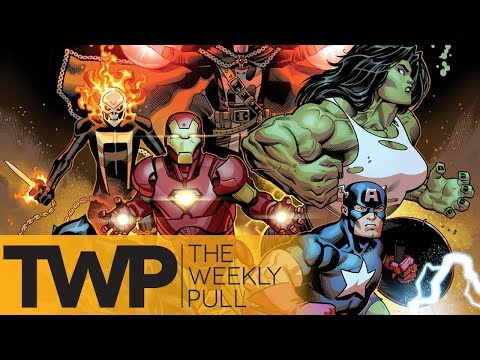 Marvel's Confirmed Titles in the Fresh Start - The Weekly Pull Podcast