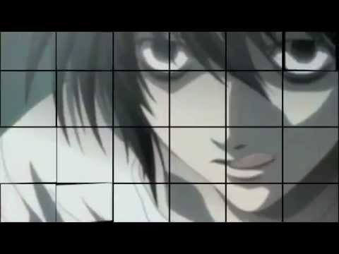 {AMV} Let me hit it (Death Note: L, Light,Near and Mello)
