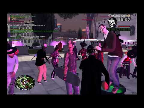 GTA-MP.CZ WTLS - Halloweens Hard Party