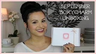September BoxyCharm Unboxing | Subscription Sunday Thumbnail