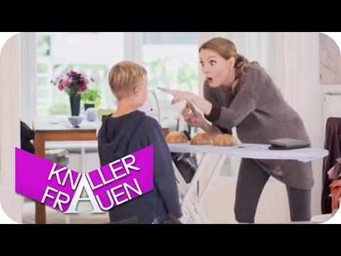 Knallerfrauen mit Martina Hill | Hütchenspiel