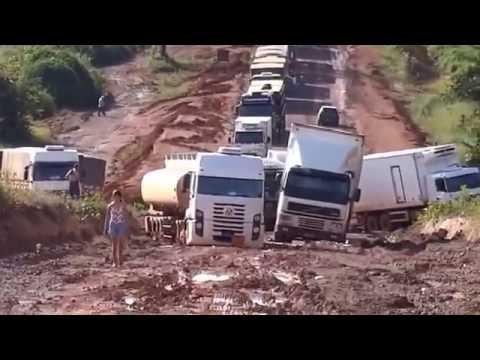 А ещё говорят, в России плохие дороги приколы