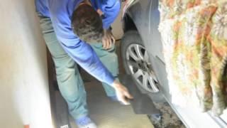 Svářeč Dan (Volkswagen Golf V + Fiat Punto)