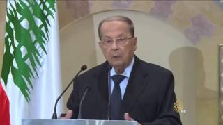عون يعود لقصر بعبدا رئيسا للبنان
