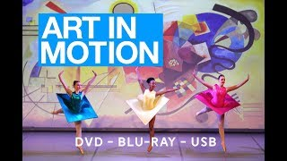Art In Motion - De Moyencourt Ballet 2018