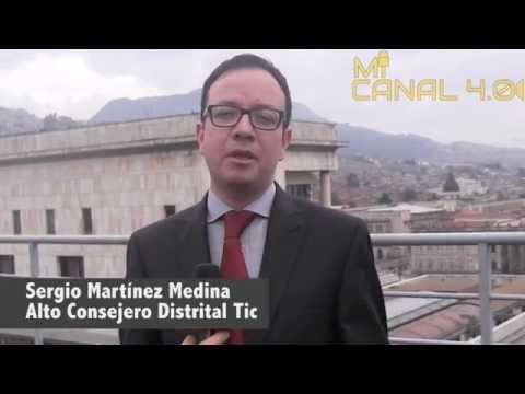 Invitación Foro, Bogotá Digital mejor para todos