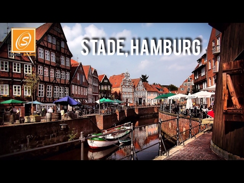 Stade - Walking Tour, Hamburg Metropolitan Region, Germany