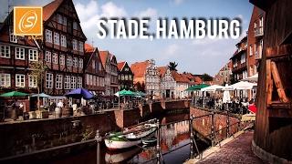 Stade - Walking Tour, Hamburg Metropolitan Region, Germany