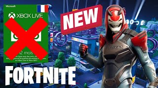 Glitch to play fortnite without Xbox live Gold (season 10)