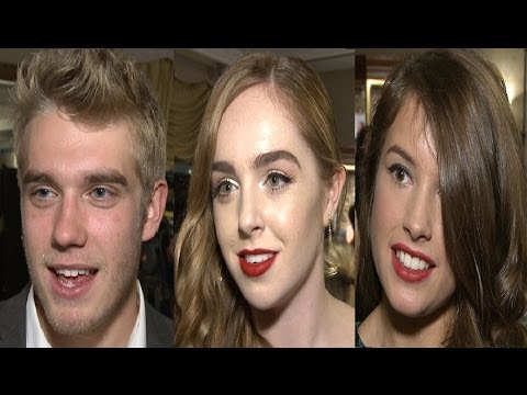 Wolfblood Cast s  Season 3 & BAFTA Children's Awards