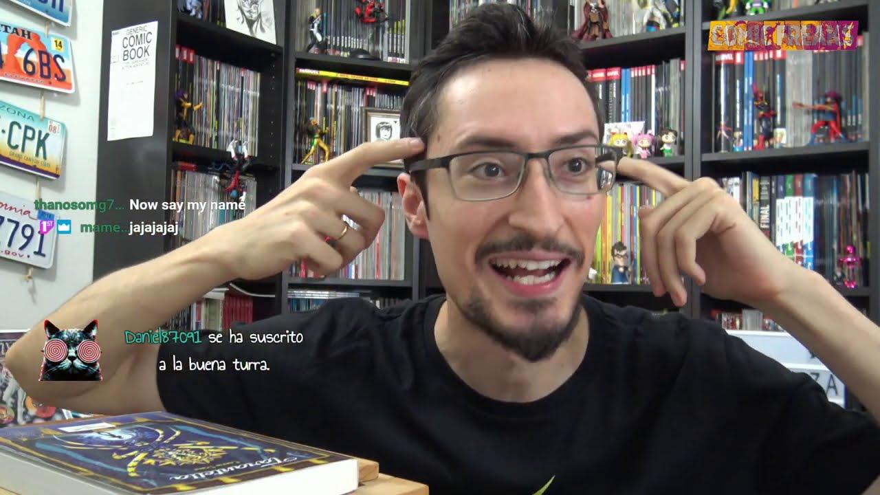 El Show de Comic Freaks #5: Eisners, ranas y juventud (feat. Elizabeth Casillas)