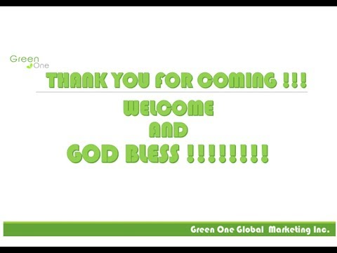 Green One Global Marketing Inc. (COMPLAN)