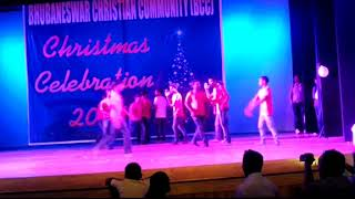 Human drama for Christmas,by Life theological seminary Bhubaneswar