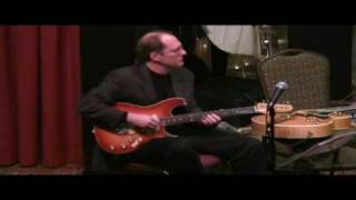 Lorne Lofsky plays Wes Montgomery's D Natural Blues