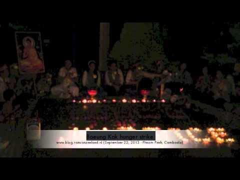 Boeng Kak hunger strike