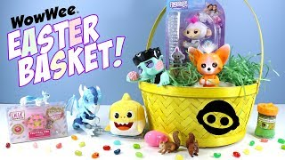 Easter Basket Surprise from WowWee Toys Untamed Fingerlings