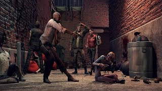 Left 4 Dead 2 Expert Four Swordsmen Mutation No Restarts Crash Course