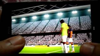 HTC ONE X REAL FOOTBALL 2012 GAMEPLAY.mp4