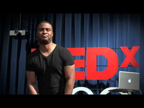 DJ View's Theory: Books, Beats, and Classroom Seats | Stevie Johnson | TEDxUCO