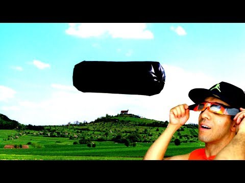 GIANT Solar Eclipse Bag! Incredible Back To School Science Experiments