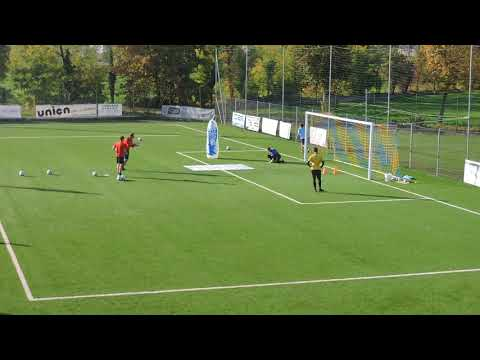 ASDP Ciliverghe - October 2017 - Goalkeeper Training Day 3