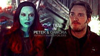 Download Video Peter & Gamora | Dusk Till Dawn (INFINITY WAR SPOILERS) MP3 3GP MP4