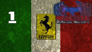Winning Election - Power and Revolution (Geopolitical Simulator 4)Italy Part 1 2018 Add-on